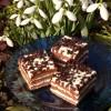 Csokis túró kocka – az én túró rudi sütim