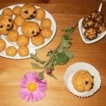 sütőtökös kekszgolyók