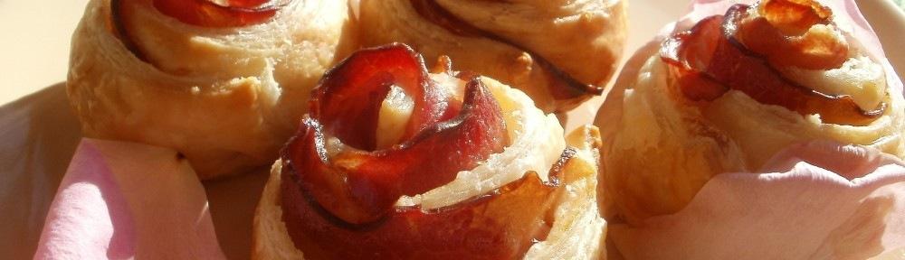 bacon rózsa