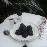 chilis-csokis fánkocska