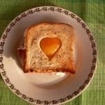 szerelmes reggeli