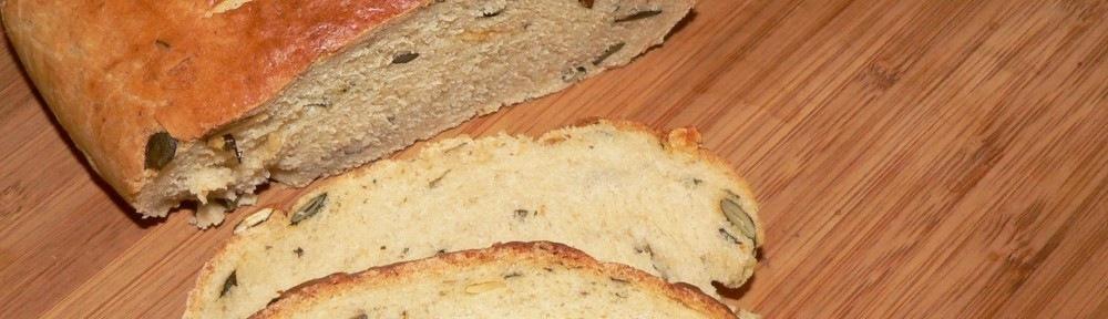 Tökmagos kenyér