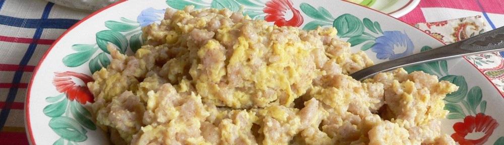 tojásos nokedli