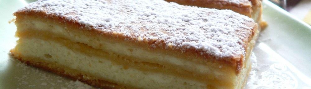 Paradicsomos túrós sütemény