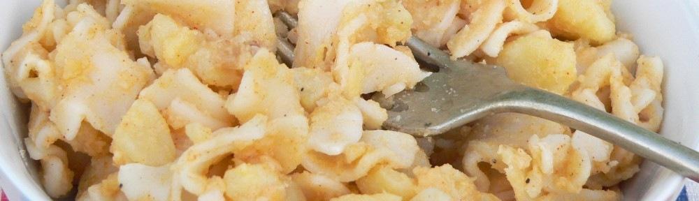 Krumplis tészta vagyis egy jó kis grenadírmars