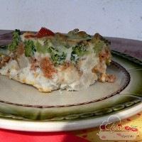 rakott karfiol - rakott brokkoli