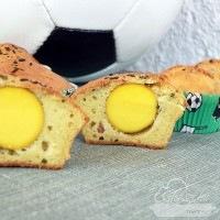 Sonkás, tojásos muffin