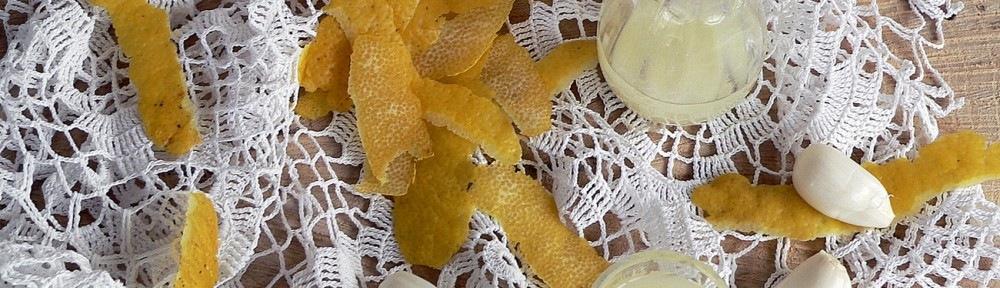 fokhagyma-citrom tisztító kúra