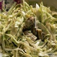 majonézes, spárgás saláta