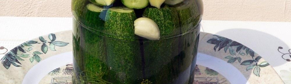 gluténmentes kovászos uborka