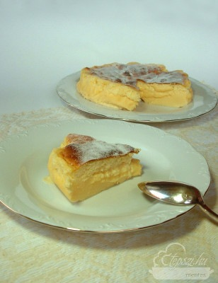sajtkrémes torta