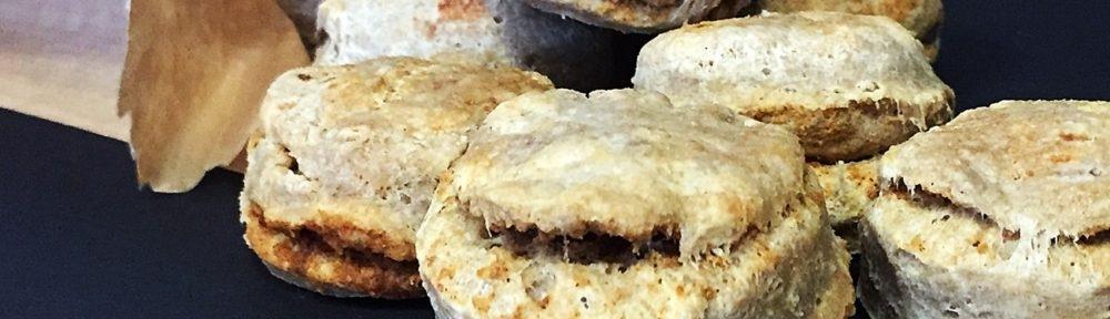 Tepertőkrémes pogácsa - glutén-tej-szója-cukormentes