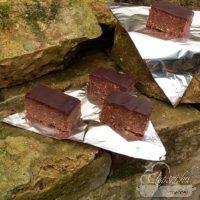Csoki szelet - mindenmentes