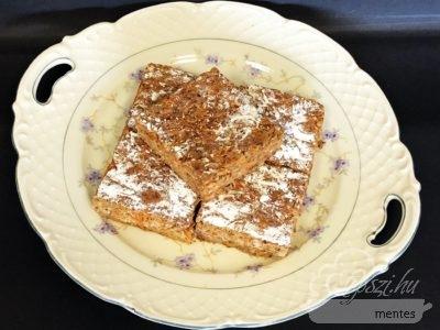 Répás süti - paleo
