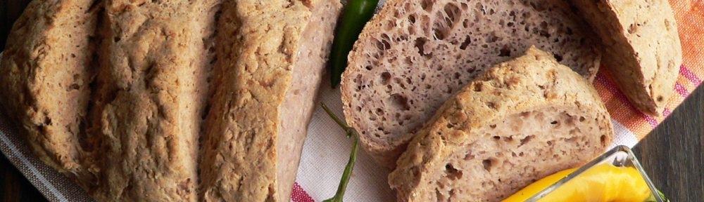 Paleo kenyér - tojás nélkül