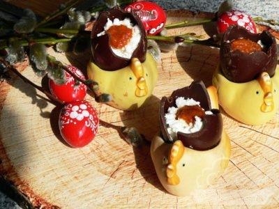 Paleo desszert tojás Húsvétra